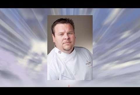"Geoff Blount – ""Chef Geoff"" practices what he calls ""Cul-anthropy""…"