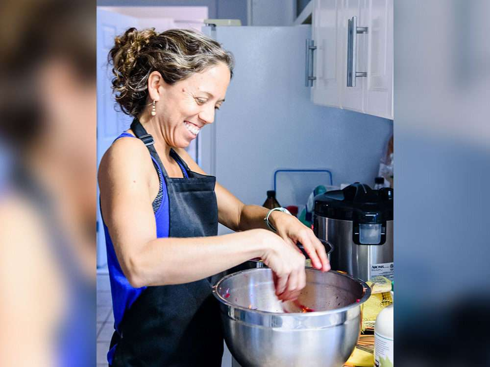 Maria Kelly Finds Purpose Helping Others Through AMOR Healing Kitchen