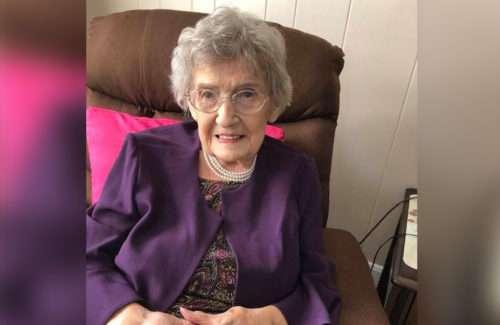 Ruby Morgan Recalls Life Experiences Over Last 100 Years